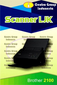 Scanner LJK Brother 2100