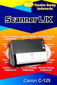Scanner LJK Canon 125