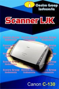 Scanner LJK Canon C130