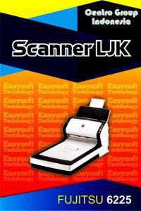 Scanner LJK Fujitsu 6225