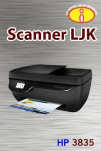 Scanner LJK HP 3835