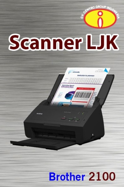 Scanner Brother 2100