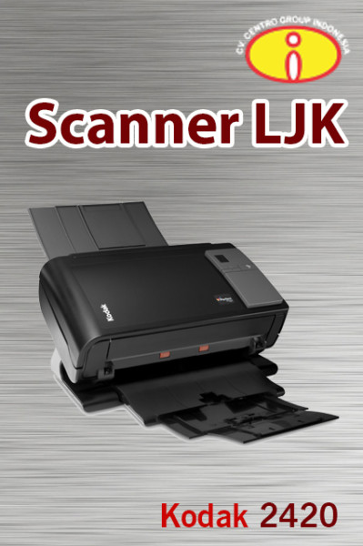 Scanner Kodak 2420