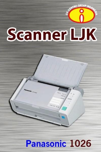 Scanner Panasonic 1026