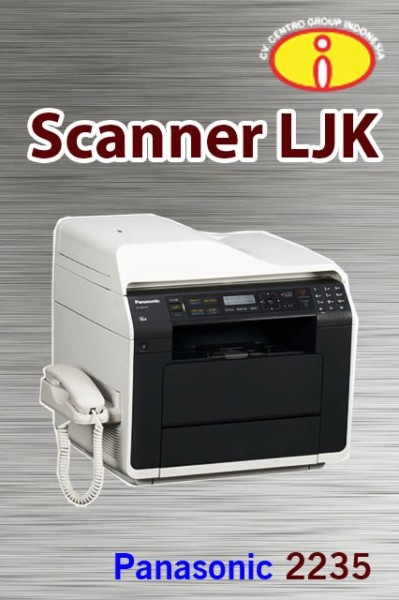 Scanner Panasonic 2235 MFP