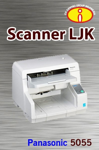 Scanner Panasonic 5055