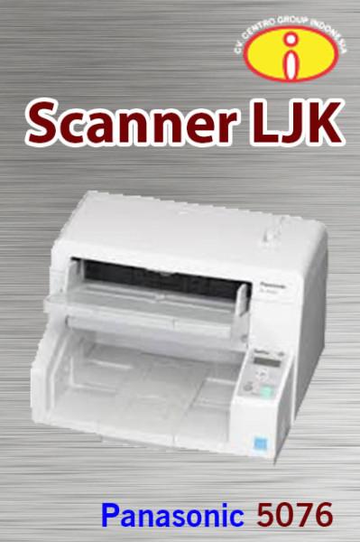 Scanner Panasonic 5076