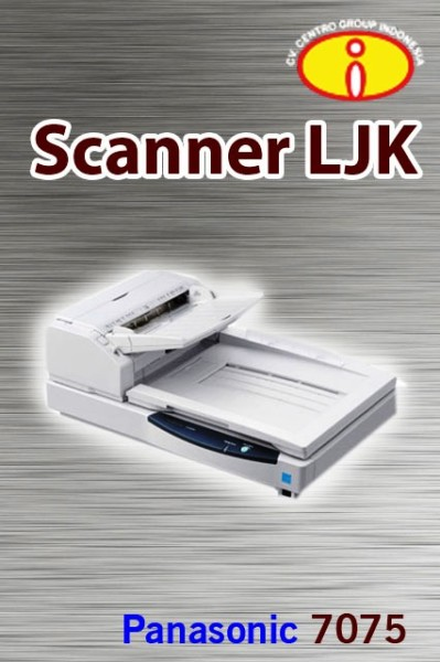 Scanner Panasonic 7075