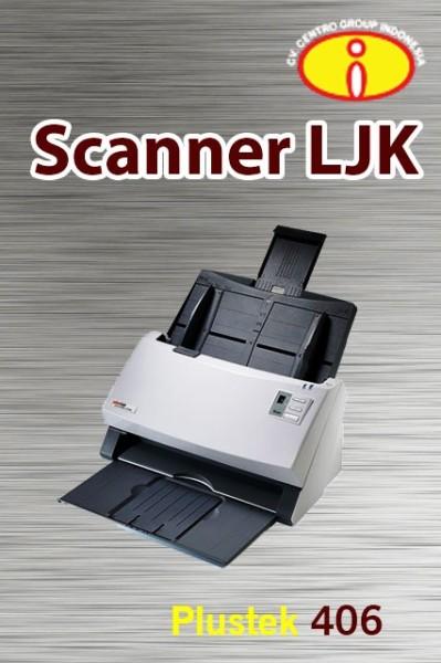 Scanner Plustek 406