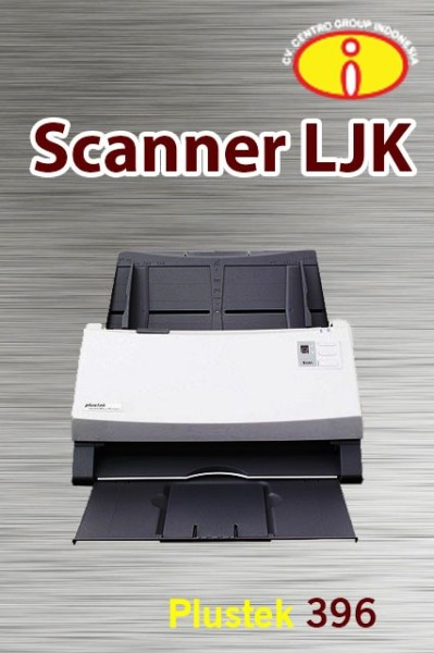 Scanner Plustek 396